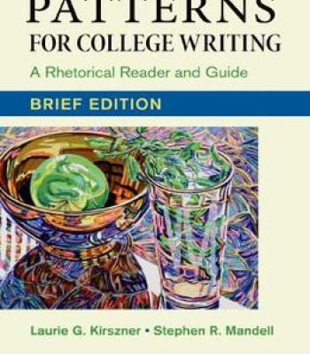 Patterns for college writing brief edition pdf pdf college and patterns for college writing brief edition pdf pdf college and language fandeluxe Choice Image