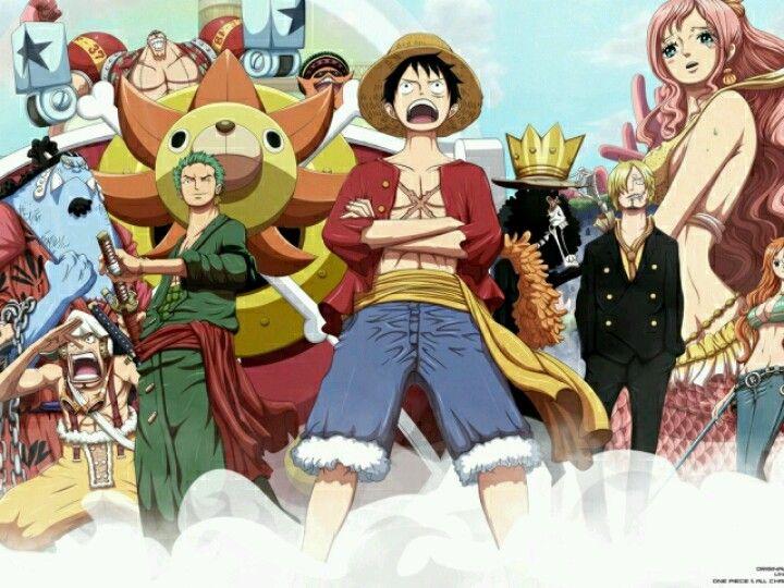 One Piece New World One Piece Episodes One Piece Anime Anime One
