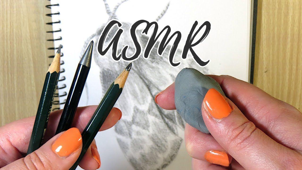 Asmr No Talking kneaded eraser asmr    no talking. compilation of kneaded