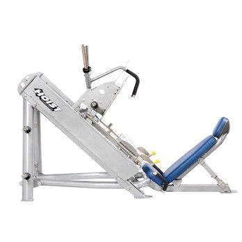 Cf 3355 Angled Linear Leg Press Hoist Fitness Hoist Fitness No Equipment Workout At Home Gym
