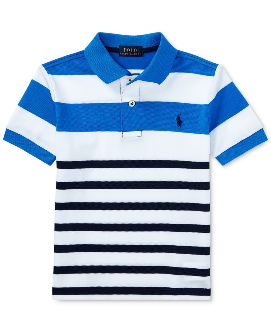 Polo Ralph Lauren Striped Polo, Toddler Boys | Products