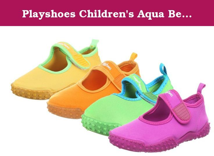 1ecf5fb12234 Playshoes Children s Aqua Beach Water Shoes. Protect your feet whilst on  the beach or in