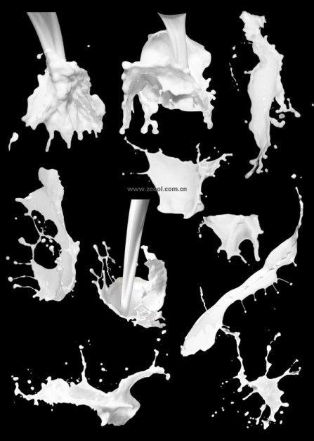Freepik Graphic Resources For Everyone Milk Splash Splash Free Milk Photography