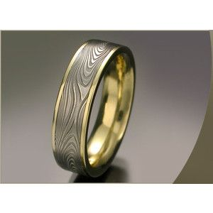 Damascus Steel Wedding Ring Google Search