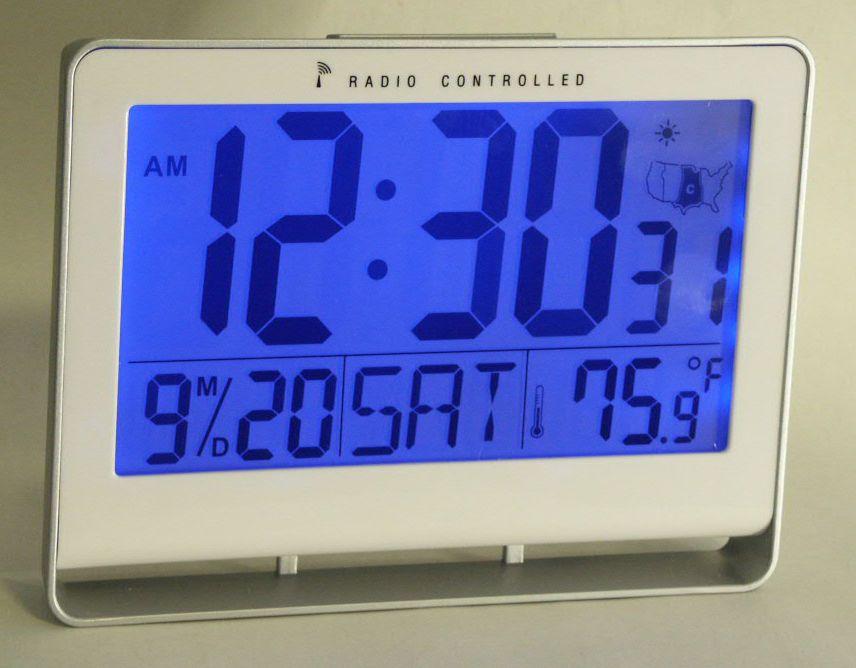 245a402992889d762f992cbcb9e2ec05 - Better Homes & Gardens Digital Atomic Clock