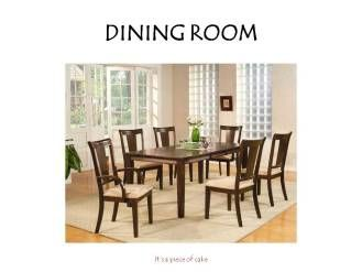 Creative Small Dining Room Furniture   Interior Design   Having An Elegant  And Uncluttered Small Dining Room Is A Great Challenge.