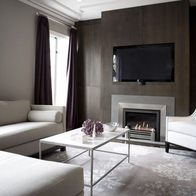 Modern Fireplace Design Pictures Remodel Decor And Ideas Houzz
