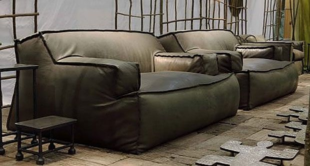 Couches and loveseats baxter sofa damasco loveseat new for Divano damasco baxter