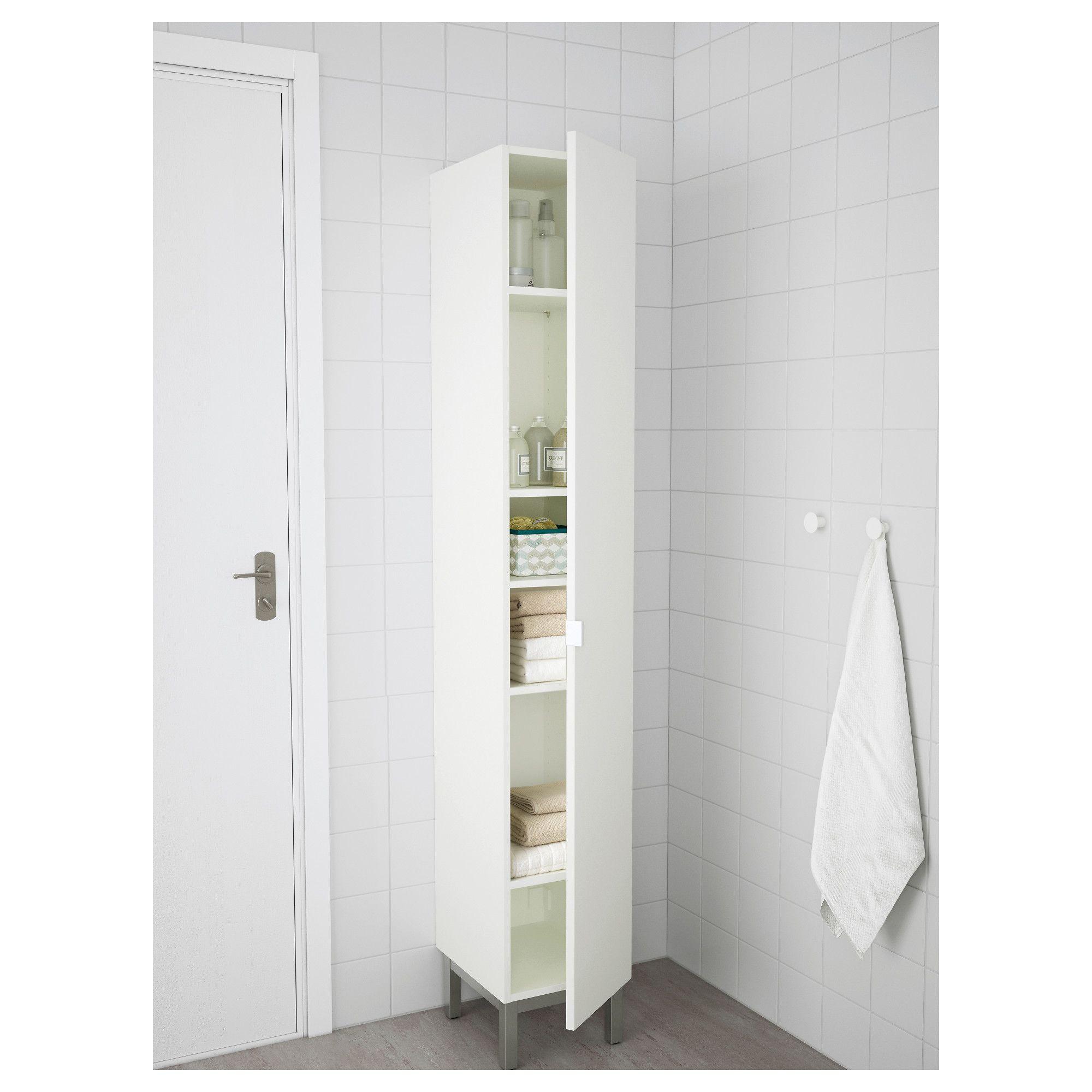 LILLÅNGEN High cabinet White 30 x 38 x 179 cm | NYC Apartment ...