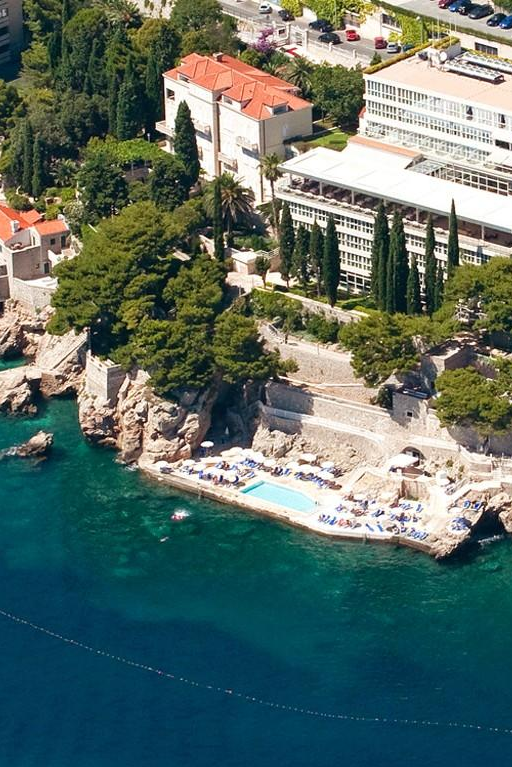 On the road leading out of Dubrovnik, Grand Villa Argentina has smashing views of the old city. Grand Villa Argentina (Dubrovnik, Hrvatska Croatia) - Jetsetter