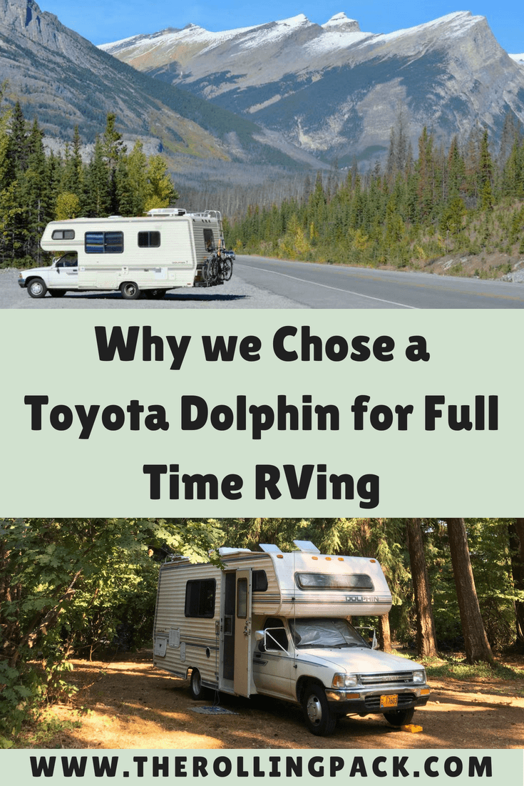 Why we Chose a Toyota Motorhome | Camper life | Toyota