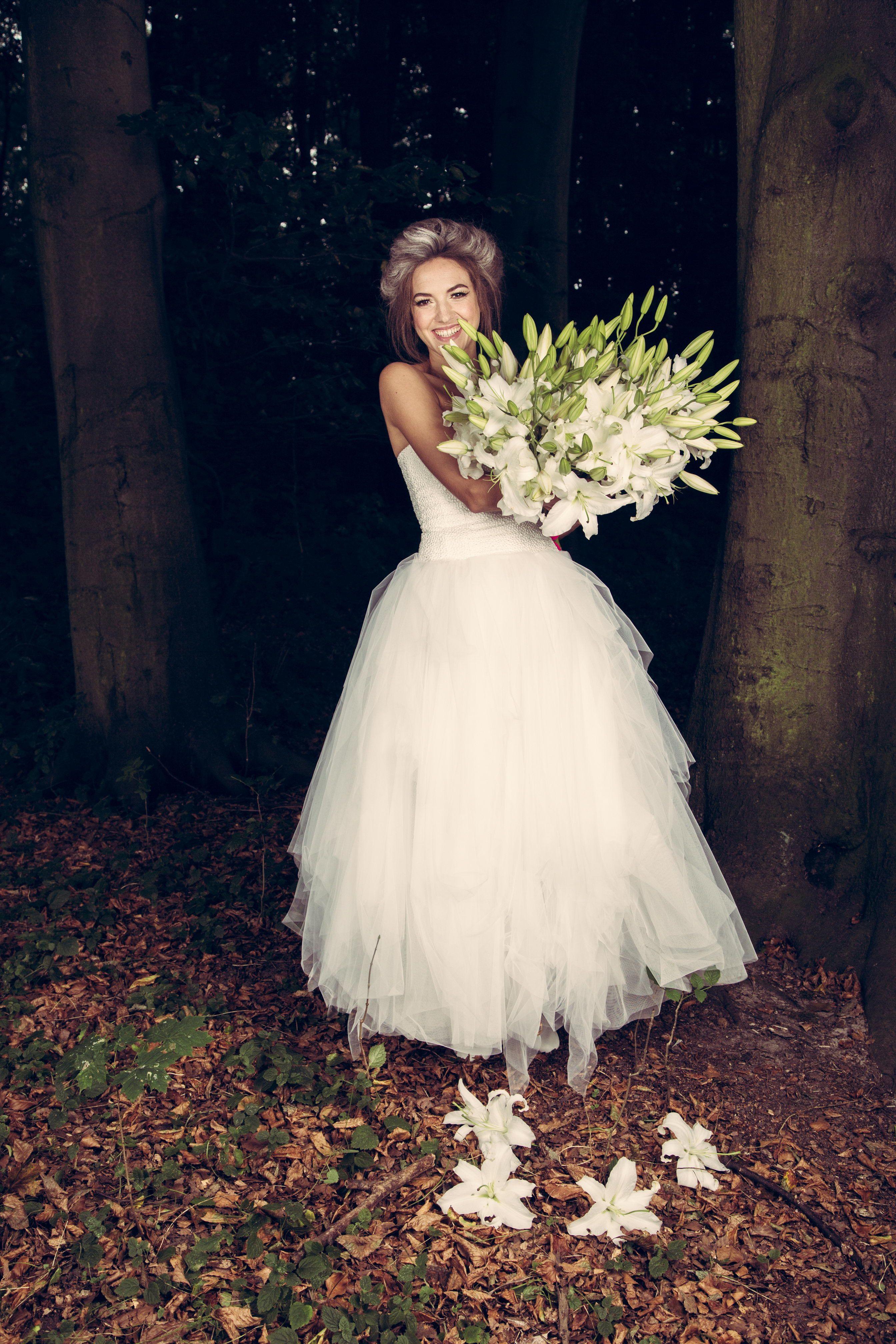 ANNE WOLF Wedding dress #brautkleid #hochzeit https://www.marryjim ...