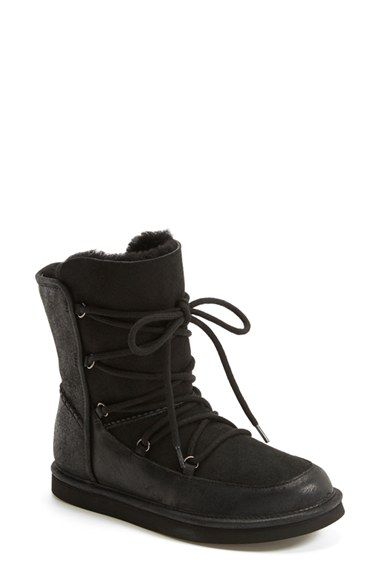 b6b7c921cd6 UGG® Australia 'Lodge' Water Resistant Lace Up Boot (Women ...