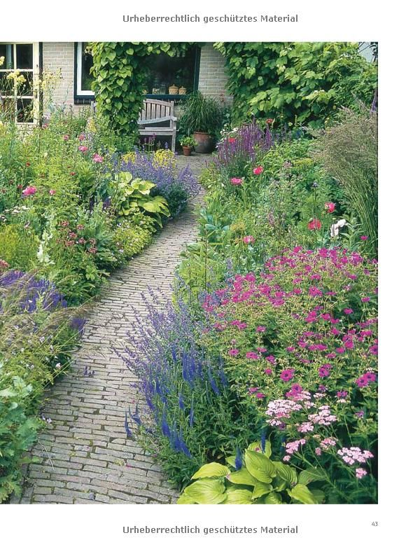 50 kleine g rten von 20 bis 150 qm das ideenbuch amazon for Gartengestaltung 150 qm
