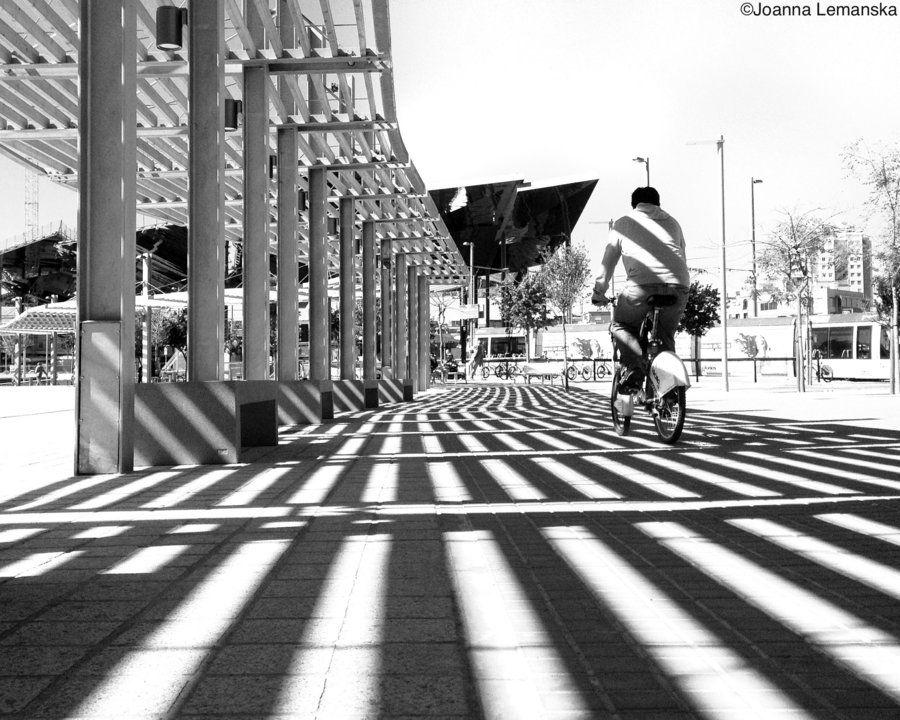 In stripes by Joanna Lemanska, via 500px