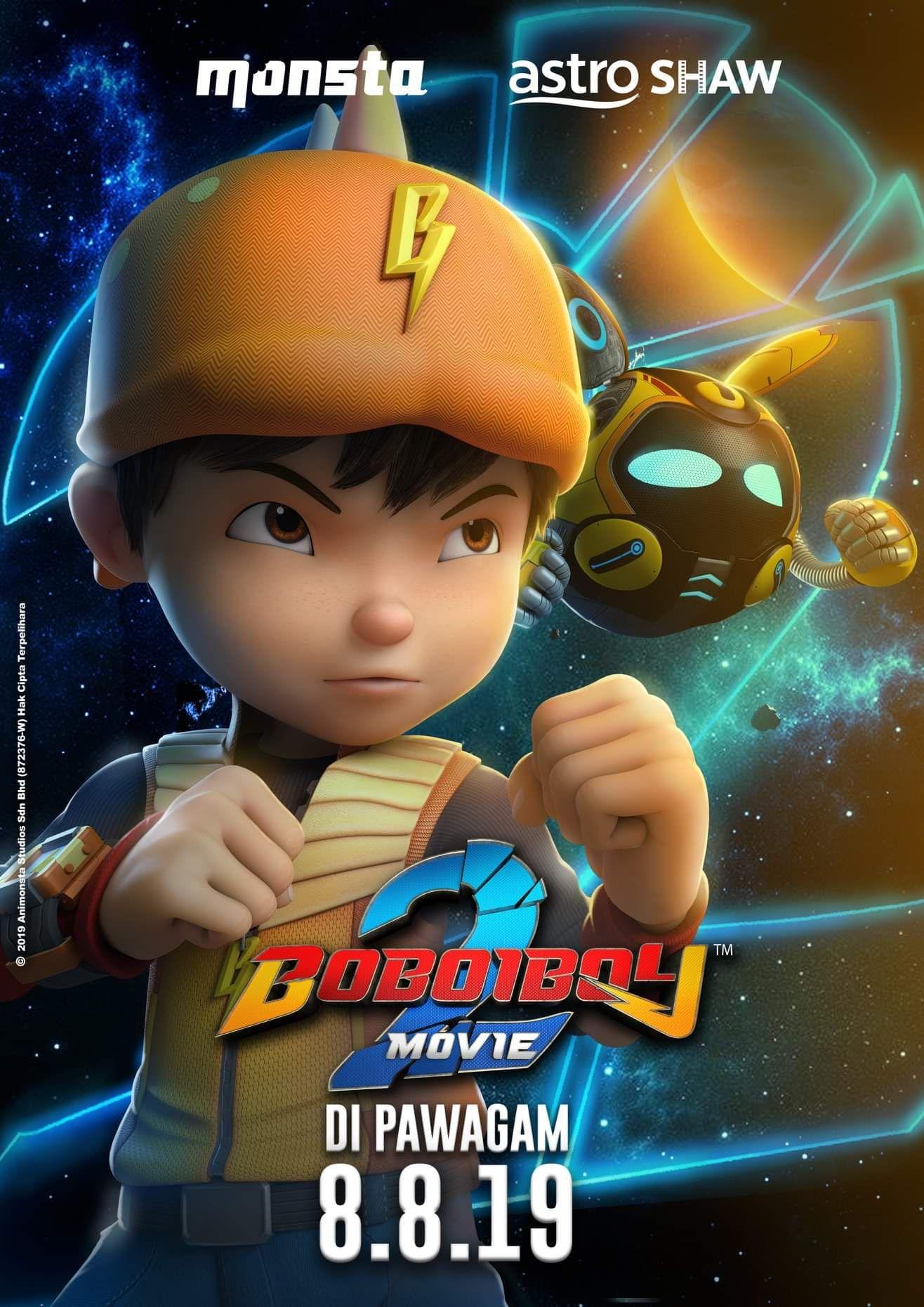 Boboiboy Movie 2 Boboiboy Wiki Fandom Galaxy Movie Anime Galaxy Boboiboy Anime