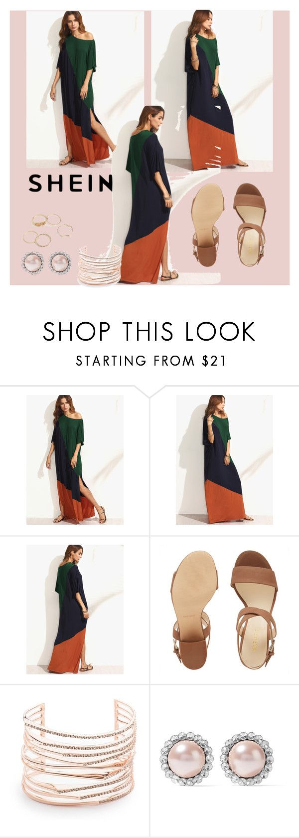 """Untitled #1"" by faradila33 ❤ liked on Polyvore featuring Nine West, Alexis Bittar and Miu Miu"