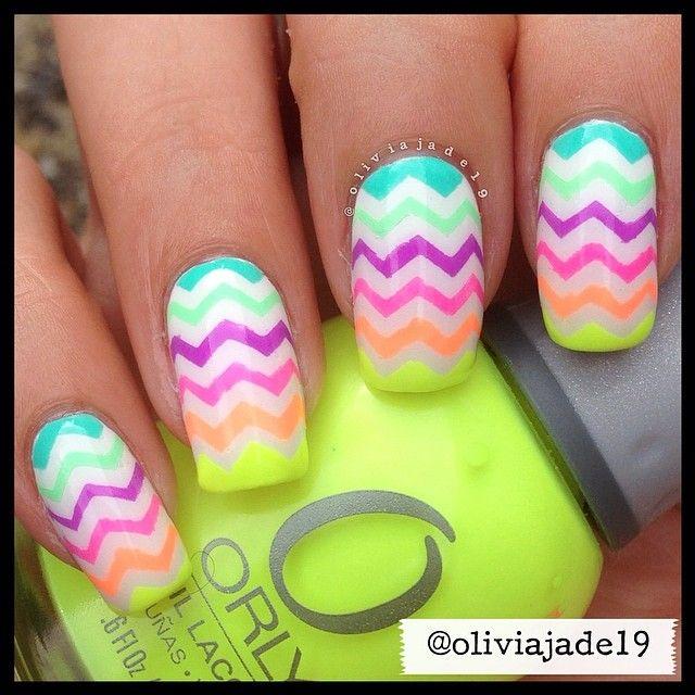 oliviajade19 | Uñas | Pinterest | Diseños de uñas, Uñas rosas y Uñas ...