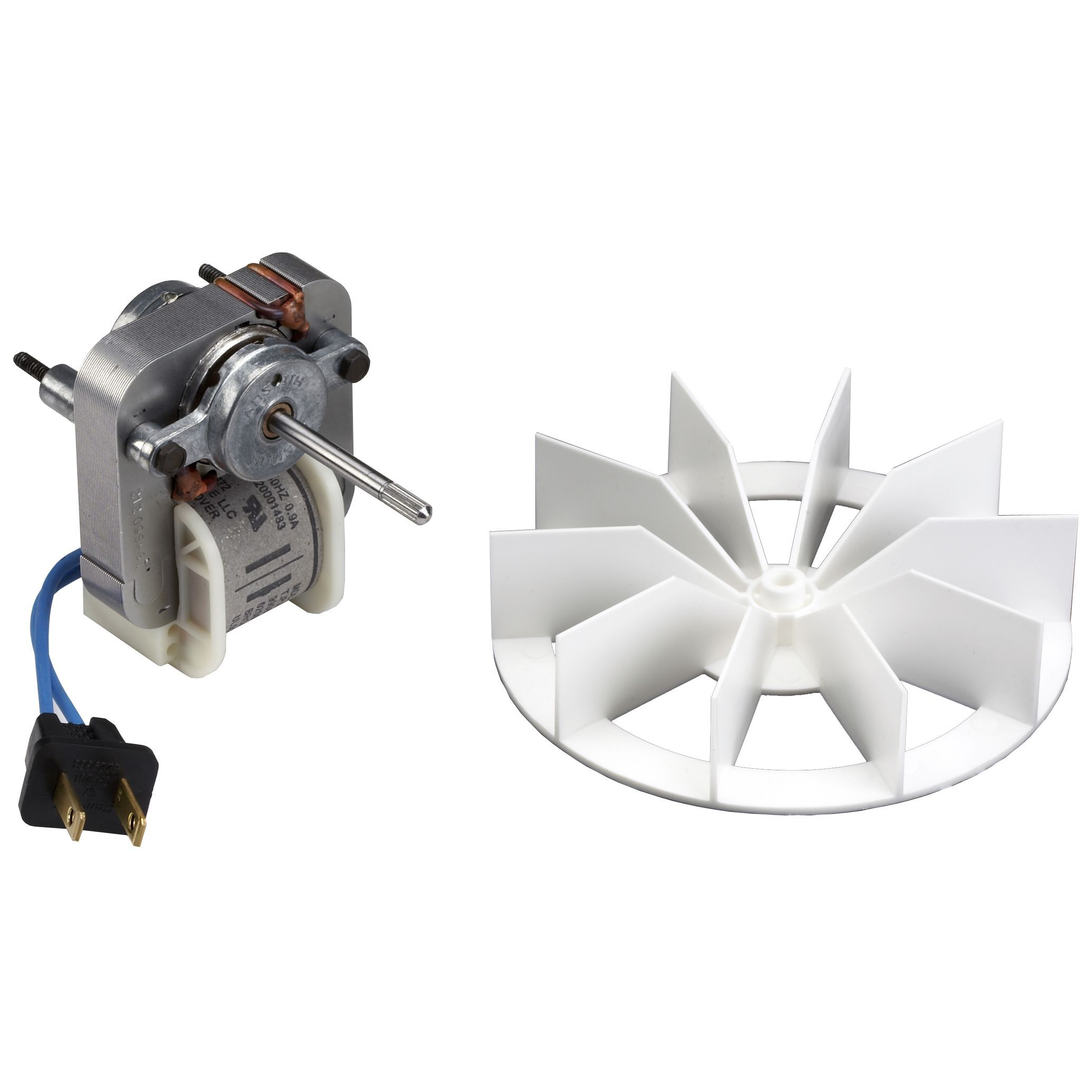 Broan Bp 27 50 Cfm Bathroom Fan Motor Blower Wheel Fan Motor 50 Cfm Silver Plastic Exhaust Fan Motor Bathroom Exhaust Fan Exhaust Fan