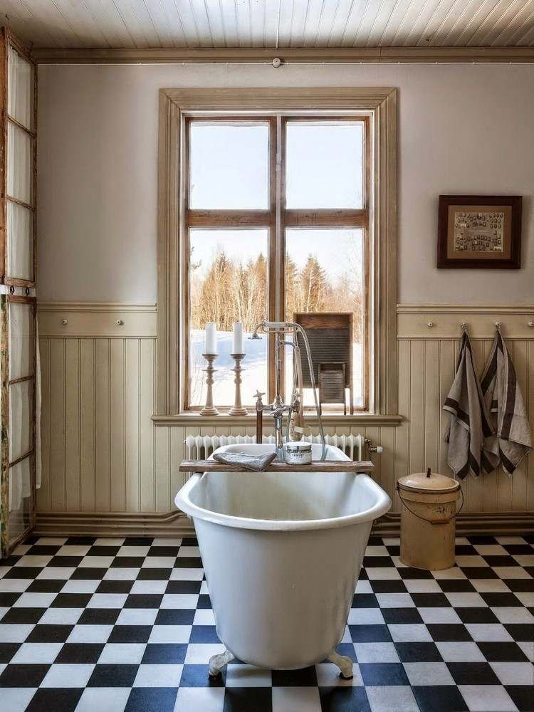 33++ Salle de bain damier ideas in 2021