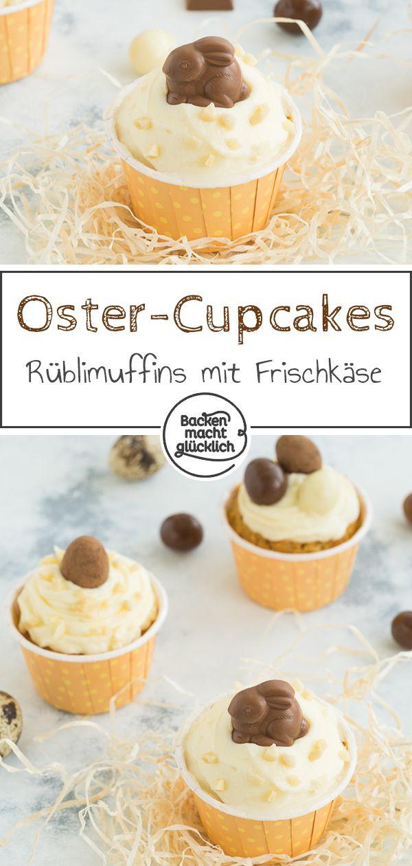 Rübli-Cupcakes #cookiesandcreamfrosting