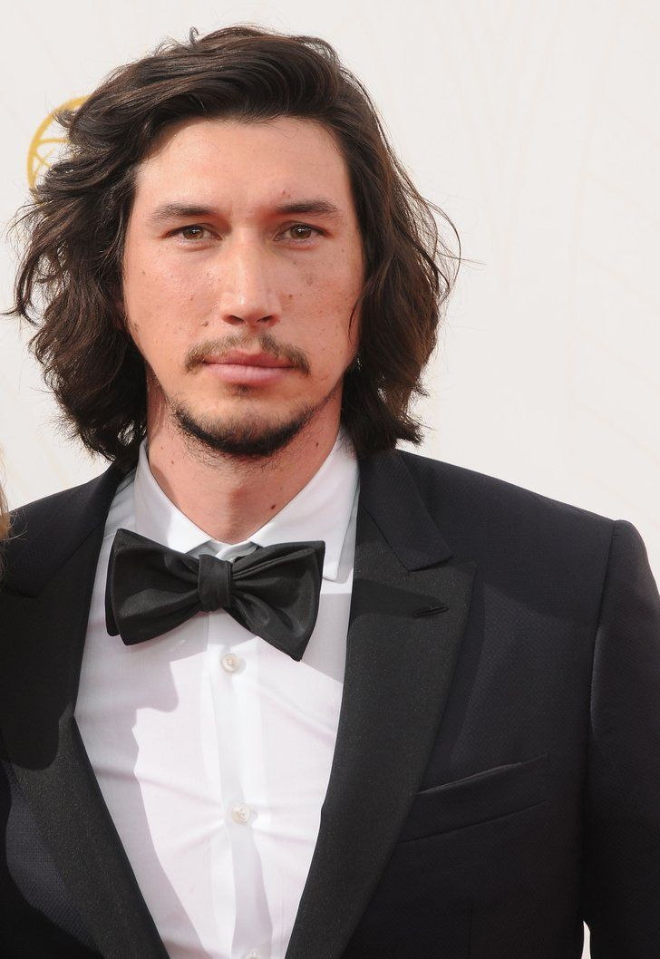 Celebrity & Entertainment | 31 Times Our Dysfunctional Space Boyfriend Adam Driver Made Us Want to Join the Dark Side