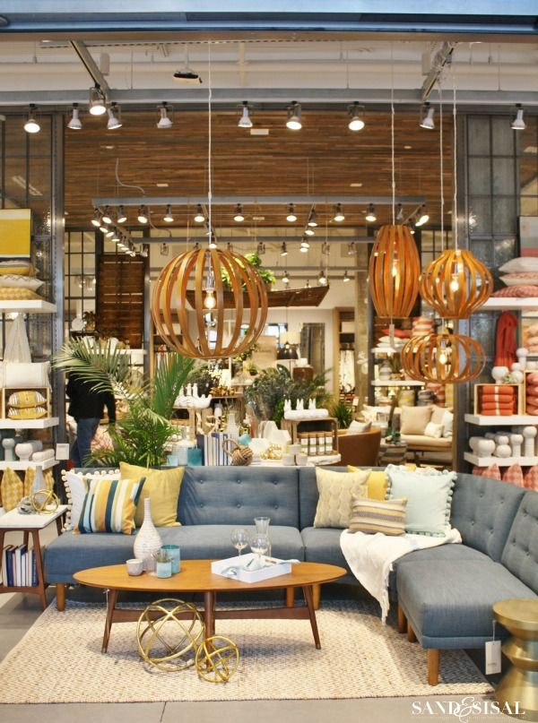 Shop With Me West Elm Virginia Beach Upholstery Armchair