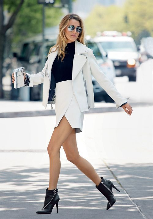 Ankle Booties. Blake Lively