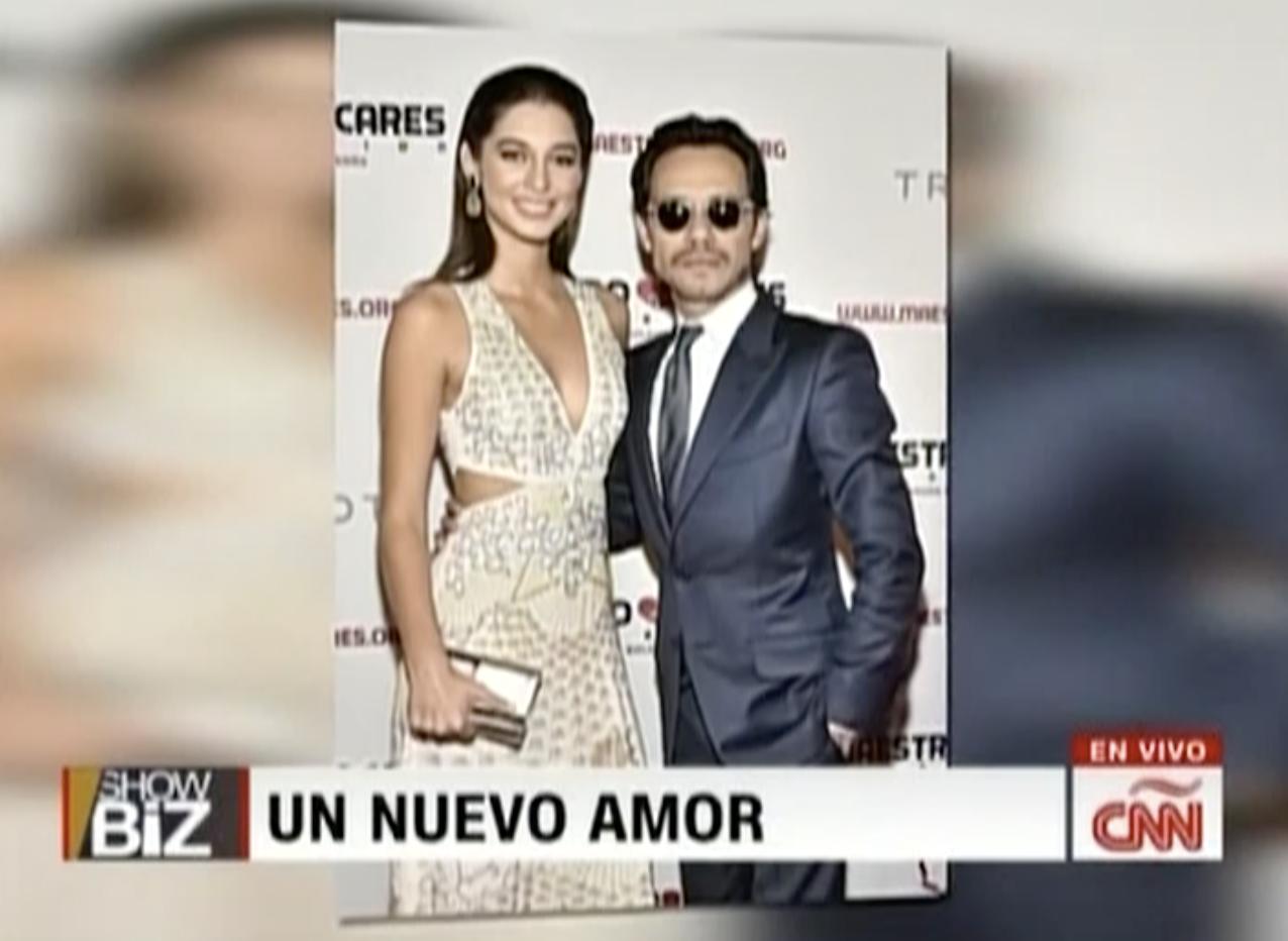 Mas Detalles De La Relacion De Marc Anthony Con La Modelo Dominicana