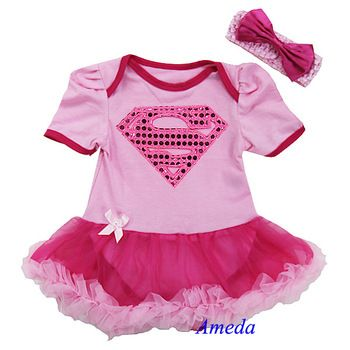 0155242e2 Pin by April Lyle Strobach on supergirl baby | Tutus for girls, Baby ...