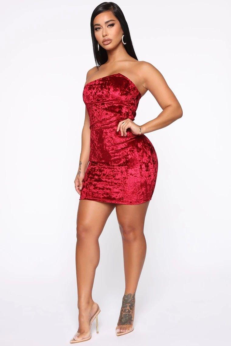 Stephanie Rao Mini Dress Mini Velvet Dress Dresses [ 1140 x 760 Pixel ]