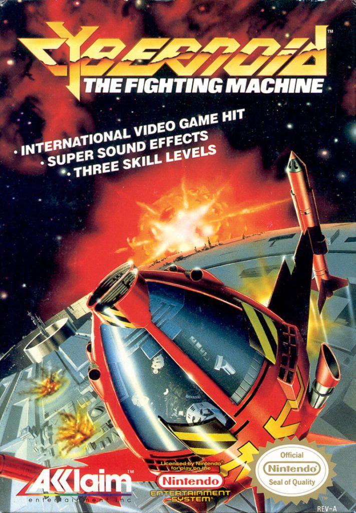 Cybernoid The Fighting Machine NES Acheter vendre sur