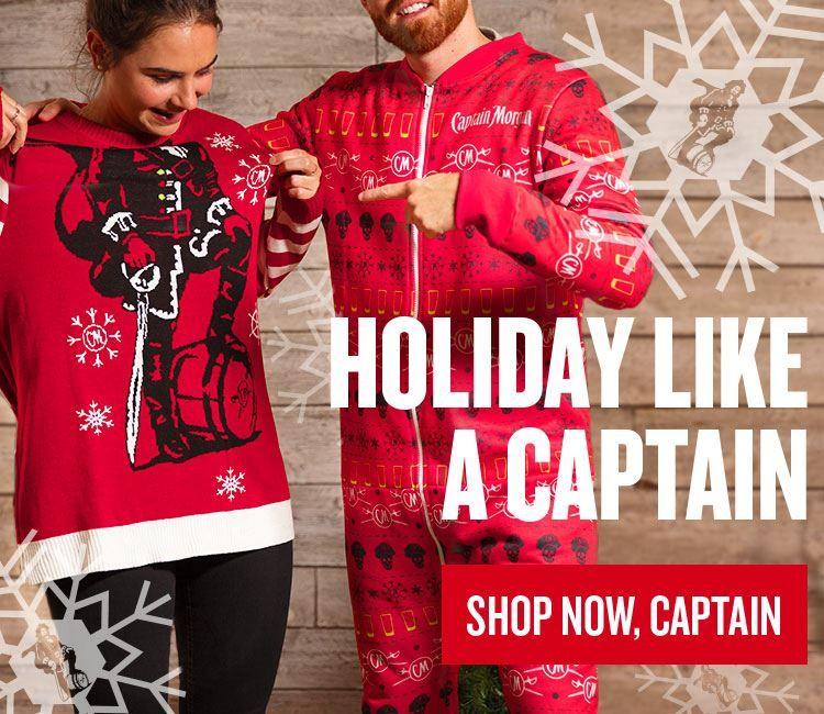 73f82b67ff Captain Morgan Apparel Store