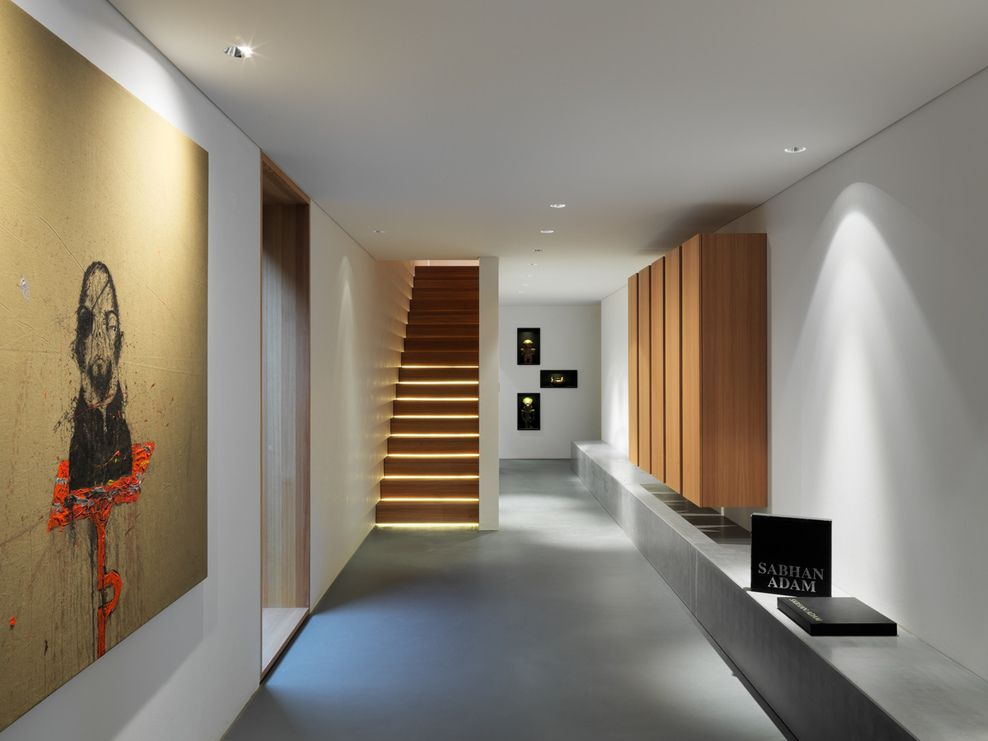 Ralph Germann — Contemporary Alpine House — Image 5 of 15 — Europaconcorsi
