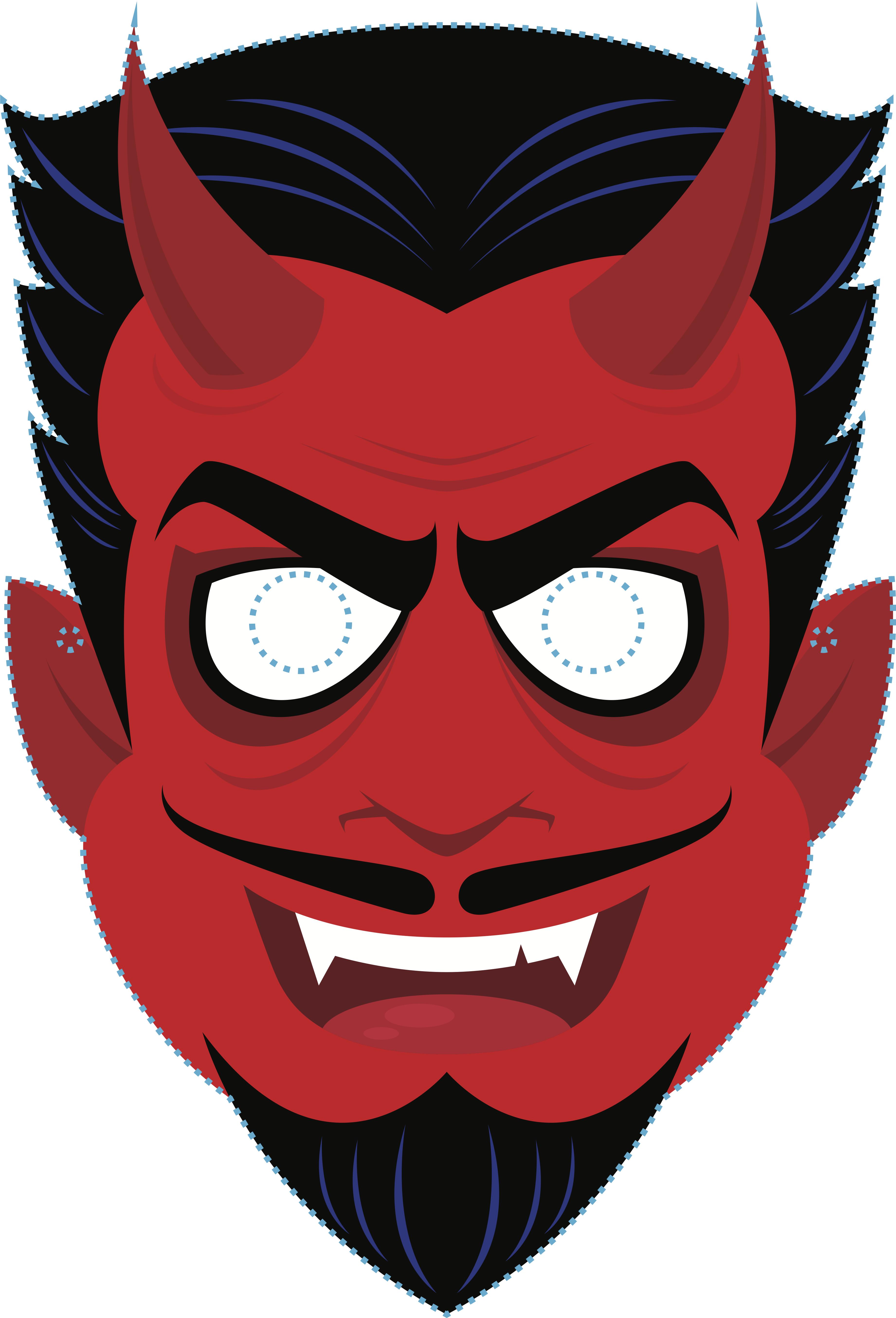 30+ Halloween Mask Template Printable halloween masks
