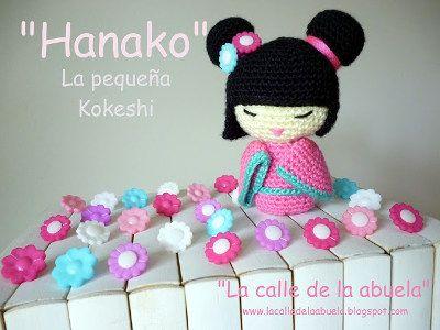 Amigurumi Kokeshi Doll - FREE Crochet Pattern / Tutorial | Crochet ...
