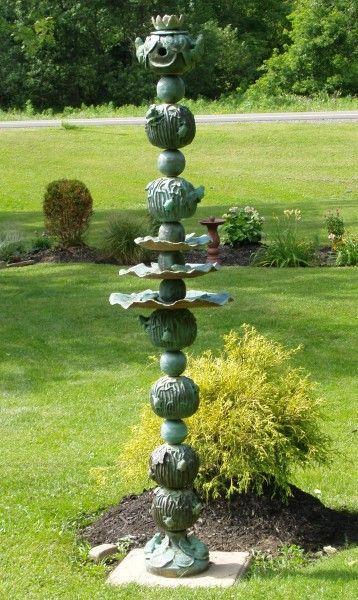 Olympus Digital Camera Garden Sculpture Garden Art Sculptures Glass Garden Art