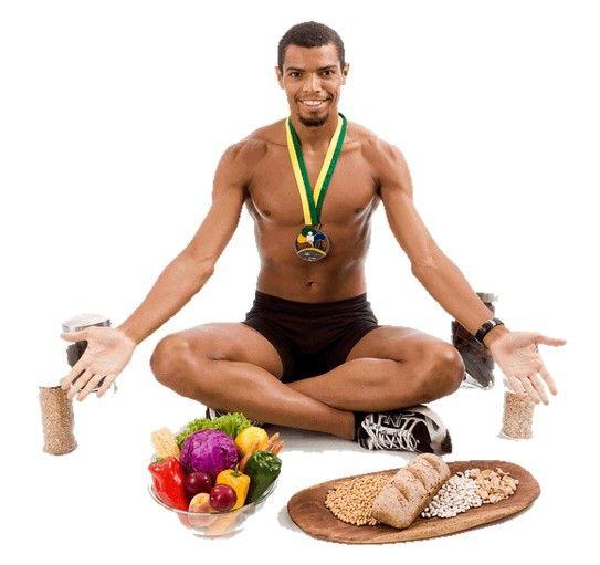 O Atleta Vegetariano - Corre Salta e Lança
