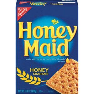 Honey Maid Honey Graham Crackers 14 4 Oz Walmart Com Honey Maid Honey Maid Graham Crackers Honey Graham