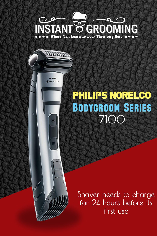 Philips Norelco Bodygroom Series 7100 Philips Norelco Bodygroom Best Body Groomer Body Groomer Best Body Groomer 201 Body Groomer Groomer Trimmer For Men