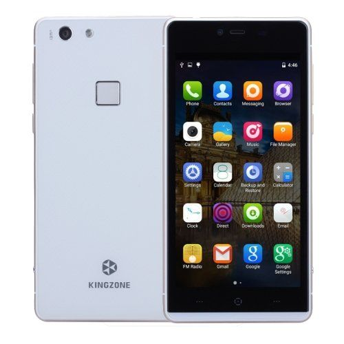 Price tracking for: KINGZONE K2 5.0 Inch Android 5.1 Unlocked Smartphone. MT6753 Octa Core 1.3GHz. 3GB RAM + 16GB ROM GSM & WCDMA & FDD-LTE (White ...
