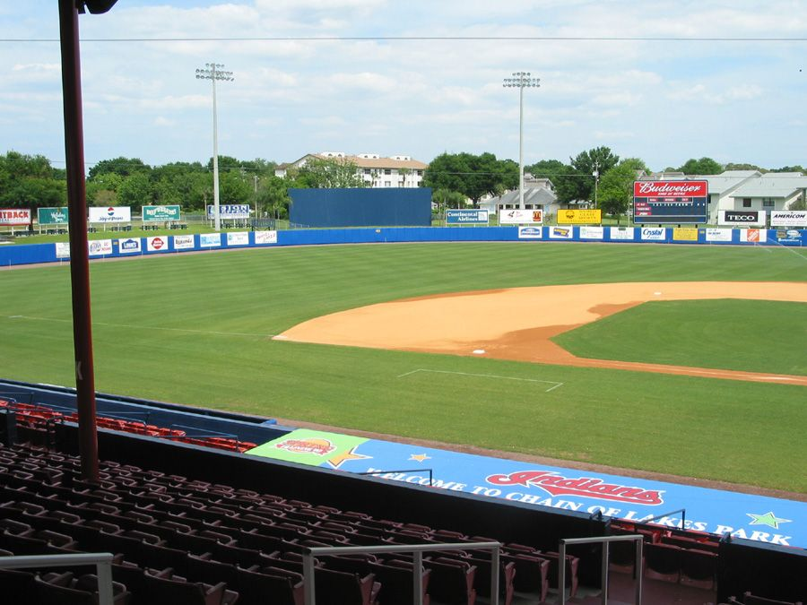 Chain Of Lakes Ball Park Winter Haven Polk County Central Florida Lake Sports Marketing Central Florida
