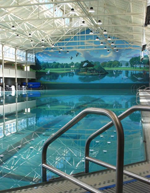 The Most Efficient Public Swimming Pool In The U S Swimming