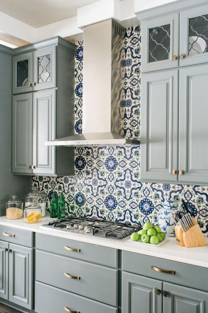 Cheap Exciting Kitchen Backsplash Design Ideas (25)