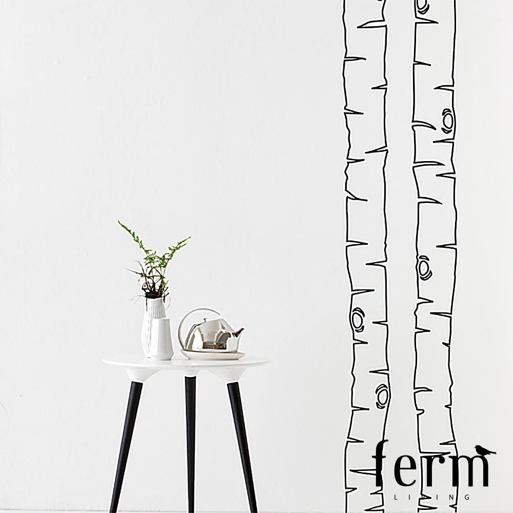 Ferm Living Birch Wall Sticker Abc House Wallsticker