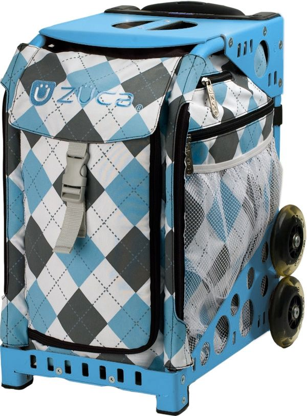 zuca bag this ones looks exactly like mine except the frame is black not light blue - Zuca Frame