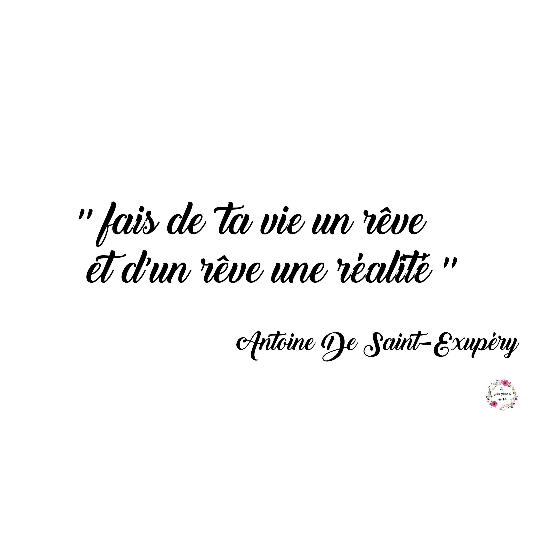 Citation Du Dimanche Soir 2 De Antoine De Saint Exupéry