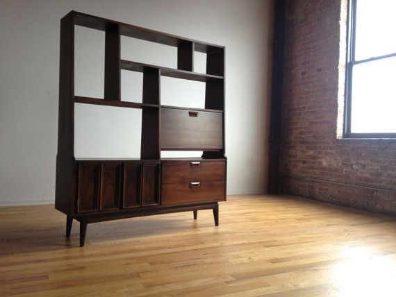 mid century modern shelving unit room i donu0027t want