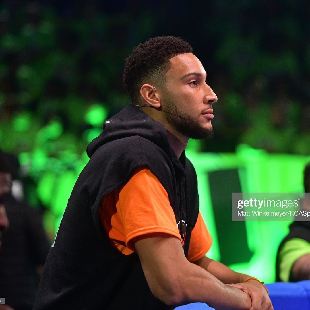 Pin By Tahina Mariee On Ben Fade Haircut Styles Ben Simmons Simmons