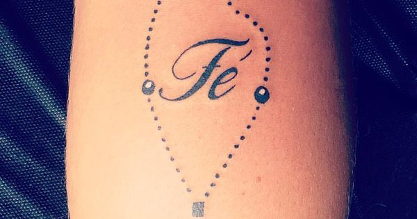 #tattoo #tatuagem #tattoonepre #nepomuceno #terço #fe  (em Merlo's Tattoo)                                                                         … | Pinteres…